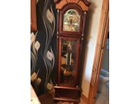 Grandmother clock perfect condition
