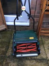 Webb H12R push lawn mower