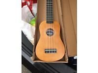 new boxed vintage ukulele