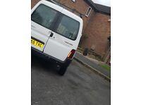 Van for quick sale Peugot partner £850 ono