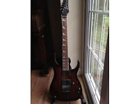 Ibanez RG Series RG420 CM Electric Guitar, fantastic condition.