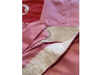 Pink Blackout Curtains 60 by 66