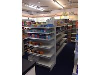 Used Shop Shelving, Gondola Bays, Pegboards & Shelves Need Clearing