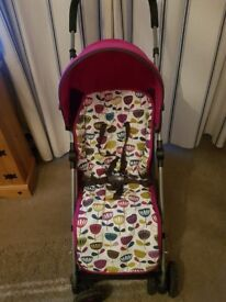 Mama and papas pushchair