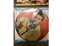 """Elvis 12"""" picture disc. Sisters pitch"""