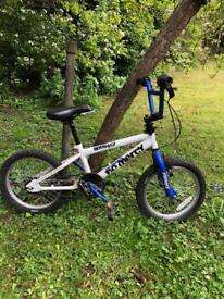Boys bmx bike. Rooster No mercy