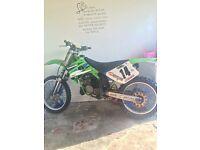 KX 125 1998 Off-road