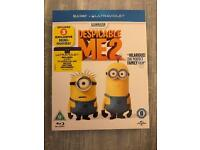 Despicable Me Bluray DVD