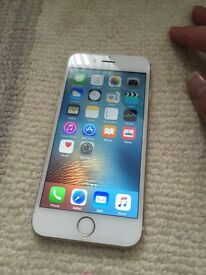IPhone 6 16gb (EE) Rose Gold