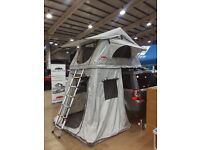 Ventura Deluxe 1.4 Car Roof Tent 3 Person Camping Expedition Overland 4x4 Jeep Land Rover RRP£1600