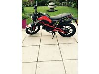 Kymco K pipe 50 125 (learner legal) £725 Ono great commuter!!