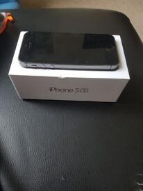 Iphone 5s on EE