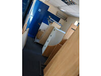 Office Clearance - Desks and Tables
