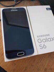 Samsung Galaxy S6 32gb Black Sapphire *Locked to EE* £270 o.n.o