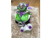 Buzz Lightyear Remote Control Quad