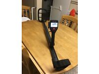 Go find 60 metal detector excellent with transmitter and earphones