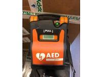 Cardiac science AED/ defibrillator life saving/first aid