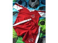 Little kickers football kit