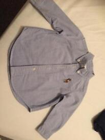 Baby boys genuine Ralph Lauren shirt 18m