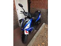 Ajs a9 125cc bargain 2016