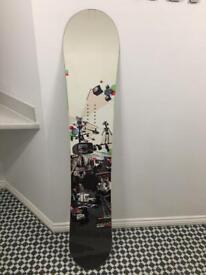 SNOWBOARD - Omatic Boron 160 - good condition