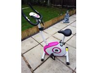 Divina mccall exercise bike