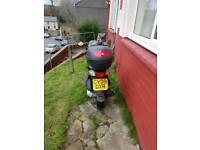 Honda pes 125 r8 125cc