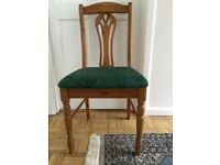 4 x Upholstered Dining Chairs
