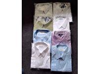 Mens shirts. 19 20 21 inch