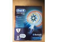 New boxed oral b electric toothbrush