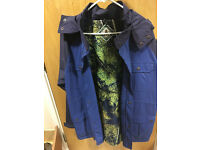 Selling mens Volcom rain jacket XL