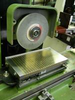 CHEVALIER FSG-612C HIGH PRECISION HANDFEED SURFACE GRINDER