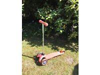 Mini Micro scooter good condition