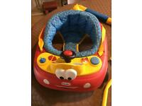 Little Tikes Cozy Coupe doorway bouncer.