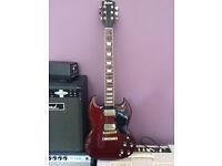 Maison SG (Vintage Handmade Gibson/epiphone Copy) Electric guitar