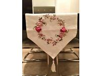 Lovely Lace Table Runner