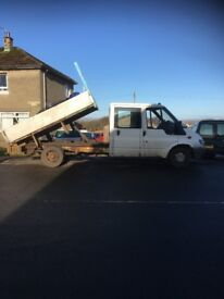 Ford transit tipper for sale cheap price today!