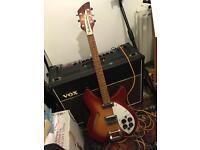 Rickenbacker 330 Electric Guitar Vintage