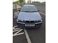 2001 BMW 318 Saloon. Auto, FSH. Immaculate condition