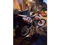 Ktm 450 exc (not road legal ) 2003