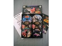 STAR WARS 'LUCASARTS ARCHIVES' PC GAMES