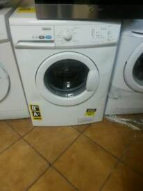 Washing machine zanussi