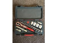 Teng 1/2 Socket Set - 21 Piece