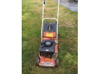 Mountfield Quantum power lawn mower