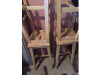 Ikea stools x 4