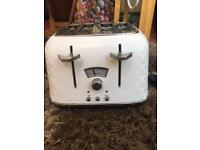 Delonghi double toaster.