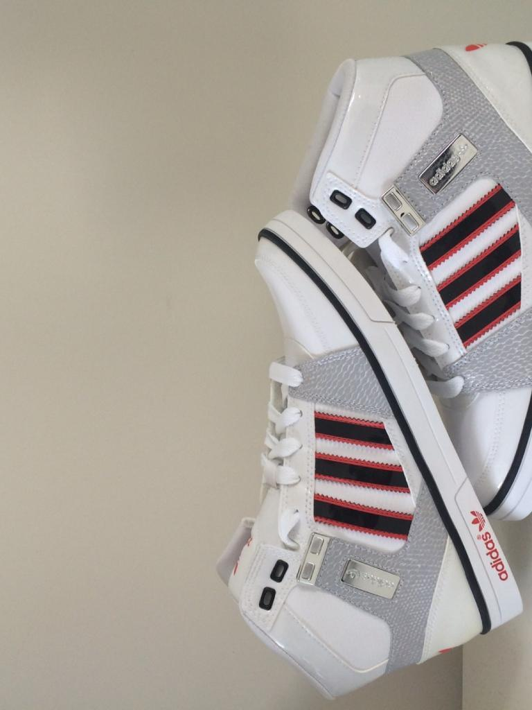 Adidas Hi Top Trainers