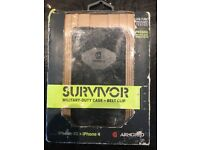 Griffin Survivor Armored iPhone case