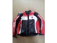 Ducati Dainese Corse Leather Jacket
