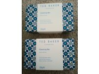 2 mens Ted Baker bars of soap